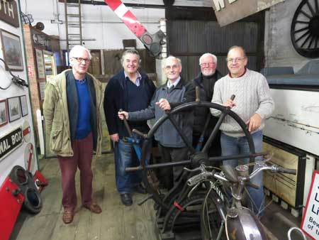 Cambrian Heritage Railways Forums • View topic - Visit of